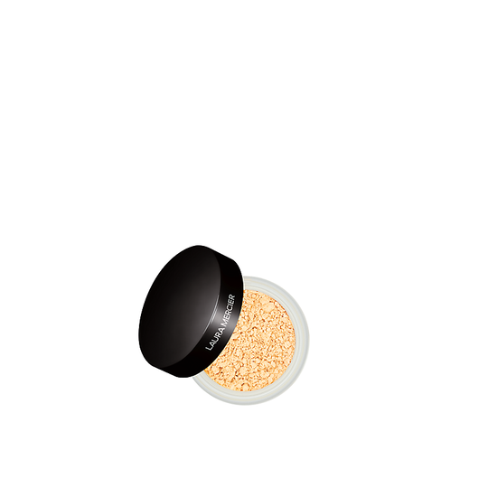 Translucent Loose Setting Powder - Travel Size, Translucent Honey